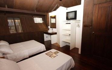 长滩岛酒店公寓住宿:长滩岛坯陀木屋度假村Bungalo Hu