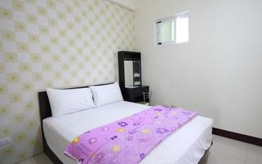 台东酒店公寓住宿:东方蓝民宿双人大床房