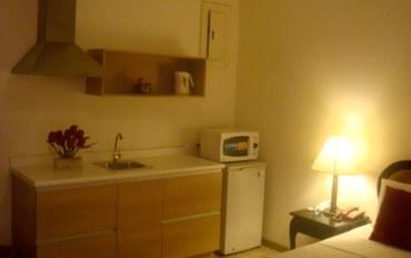 马尼拉酒店公寓住宿:贝莱尔苏豪套房酒店标准公寓