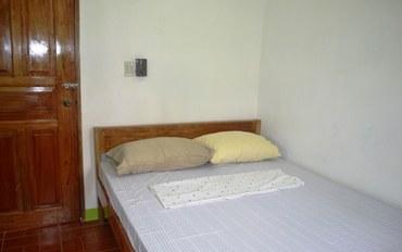 长滩岛酒店公寓住宿:JILP PLACE 长滩岛民宿风扇大床