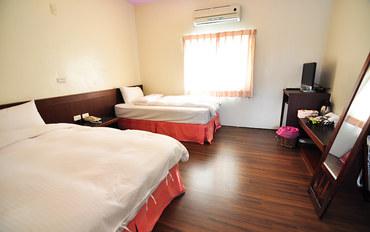 澎湖酒店公寓住宿:吉贝香榭民宿海景三人房