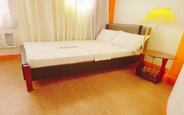 马尼拉酒店公寓住宿:Hostela Manila私人大床房