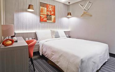 台北酒店公寓住宿:宁夏2号旅店景观标准标准大床房