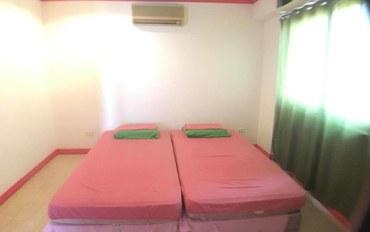 马尼拉酒店公寓住宿:Pink Manila Hostel双床