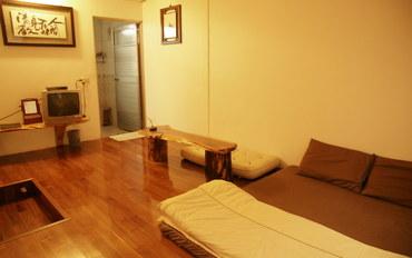 台东酒店公寓住宿:换鹅山房民宿自在大床房