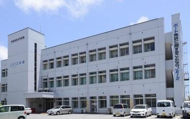冲绳酒店公寓住宿:我的地方民宿豪华双床房