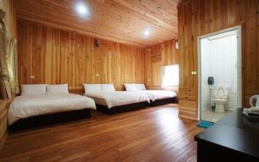 苗栗酒店公寓住宿:萱草森林乡村民宿101(六人)套房