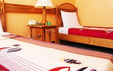 宿务酒店公寓住宿:特奥-菲尔裴森旅馆高级双床房