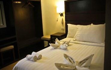 宿务酒店公寓住宿:拉格洛丽亚住宅客栈标准大床或双床房