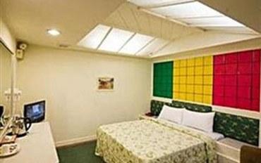 台南酒店公寓住宿:富得来大饭店商务大床房