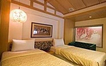 台南酒店公寓住宿:富得来大饭店豪华双床房
