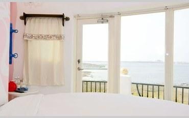 澎湖酒店公寓住宿:人鱼之丘民宿4F人鱼公主 VIP大床房