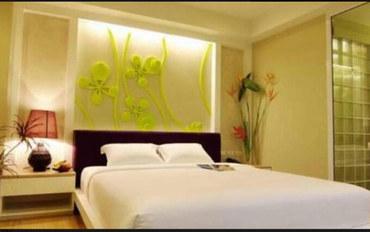 芭提雅酒店公寓住宿:芭堤雅拉塔纳酒店豪华大床房