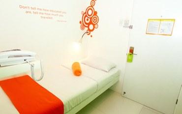宿务酒店公寓住宿:群岛住宅区饭店小型单人房