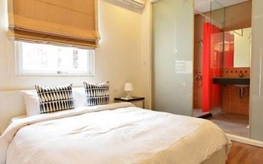 澎湖酒店公寓住宿:澎湖镇海湾民宿珊瑚大床房