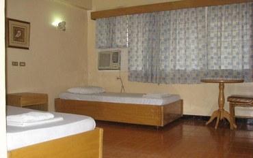 宿务酒店公寓住宿:多纳梅赛德斯旅馆豪华双床房