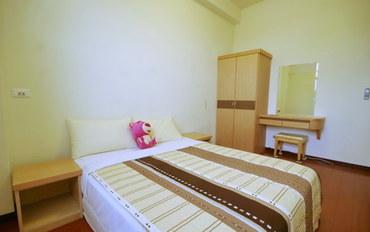 澎湖酒店公寓住宿:澎湖长堤民宿和风双人套房