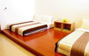 澎湖酒店公寓住宿:澎湖长堤民宿和室四人套房