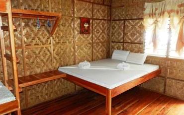薄荷岛酒店公寓住宿:邦劳巧克力山度假酒店风扇大床房