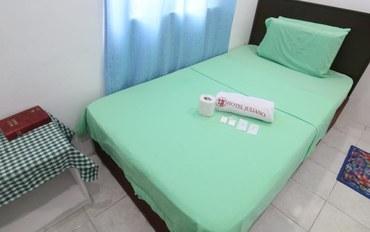 马尼拉酒店公寓住宿:朱丽亚努酒店大床房