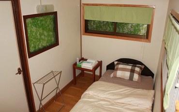 冲绳酒店公寓住宿:北谷町Kona民宿双床房