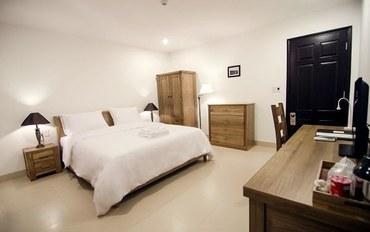 岘港酒店公寓住宿:素馨精品酒店豪华大床房