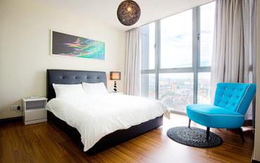 马来西亚酒店公寓住宿:奥哈纳套房公寓1室公寓