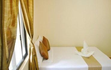 长滩岛酒店公寓住宿:星星之屋公寓酒店Budget大床房