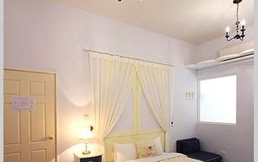 澎湖酒店公寓住宿:浪漫满屋渡假别墅窗外大床房