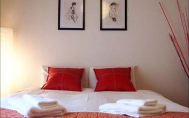 福冈酒店公寓住宿:福冈博多高级公寓三号馆单卧室公寓