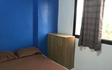宿务酒店公寓住宿:宝妮塔家庭旅馆经济大床房