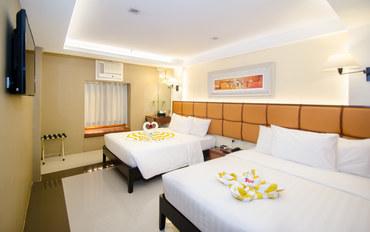 长滩岛酒店公寓住宿:长滩岛红可可旅馆尊贵双床房