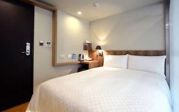 台北酒店公寓住宿:诗漫精品旅馆时尚大床房