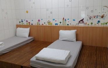 台东酒店公寓住宿:彩灵的家二馆民宿冷气雅房套房