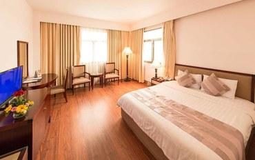岘港酒店公寓住宿:岘港河滨酒店豪华大床或双床房