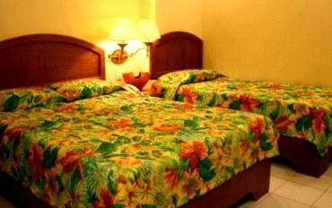 宿务酒店公寓住宿:苹果树套房酒店豪华三人房