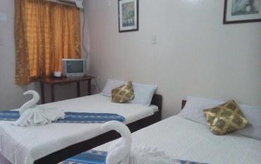 长滩岛酒店公寓住宿:长滩岛Mara villa 酒店四人房