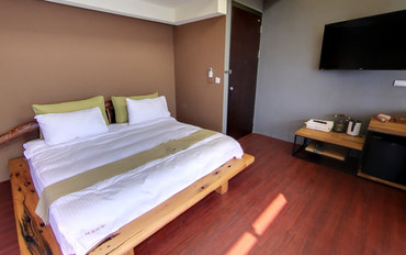 嘉义酒店公寓住宿:阿汉的家民宿望夫崖观景