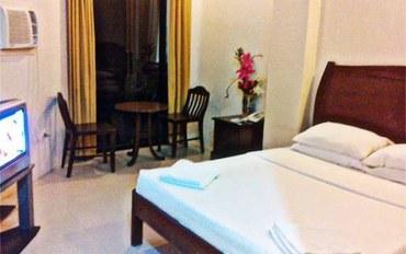 薄荷岛酒店公寓住宿:科德旅馆大床房