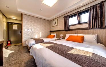 济州岛酒店公寓住宿:花筑·济州岛梦幻酒店家庭套房