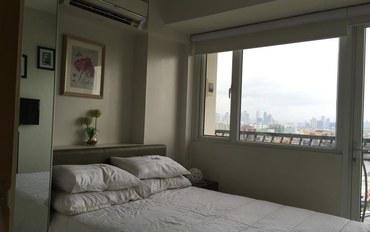 马尼拉酒店公寓住宿:索尔马公园套房-四月公寓式酒店标准公寓
