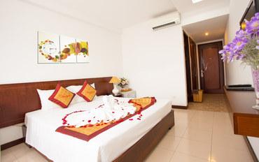 岘港酒店公寓住宿:岘港星级酒店高级大床或双床房