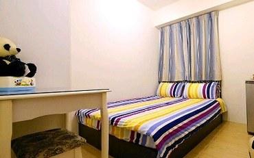 台中酒店公寓住宿:逢甲爱上它二馆大床房