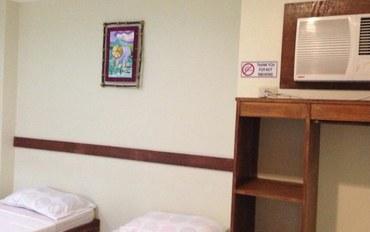 薄荷岛酒店公寓住宿:QM裴森公寓双床房
