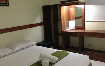 薄荷岛酒店公寓住宿:QM裴森公寓大床房