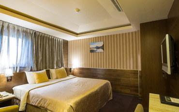 桃园酒店公寓住宿:喜星经典旅馆经典客房