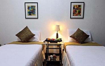 马尼拉酒店公寓住宿:马尼拉马卡迪佳城大厦酒店套间公寓