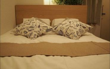 福冈酒店公寓住宿:福冈博多高级公寓十号馆单卧公寓
