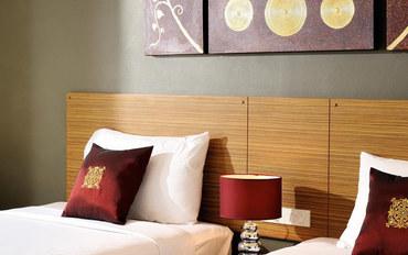 曼谷酒店公寓住宿:sleep withinn超级豪华双床房