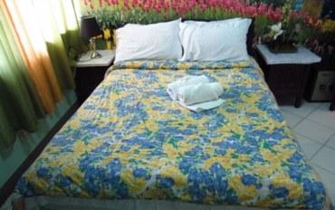 马尼拉酒店公寓住宿:维托克鲁兹塔式公寓大楼一卧室公寓